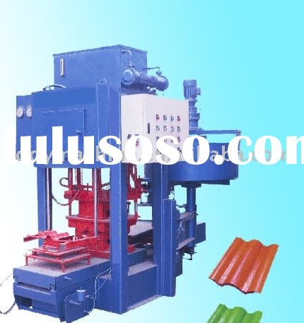 color cement roof tile making machine,roof tile making machine,roof tile machine