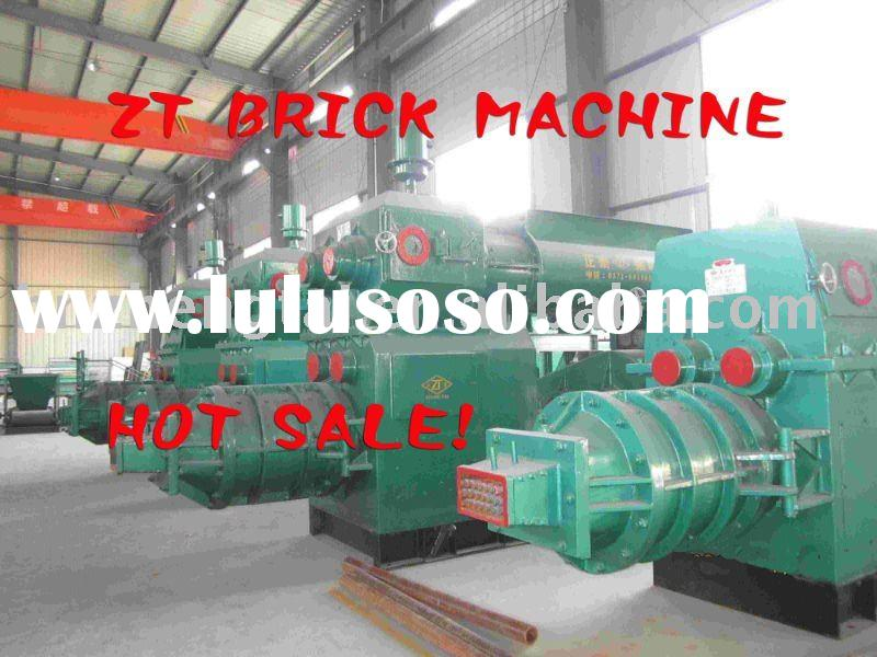 fully auto brick making machinery,solid clay bricks making