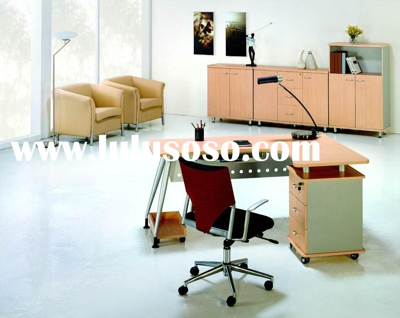 wooden office desk, office table, office chair, office furniture