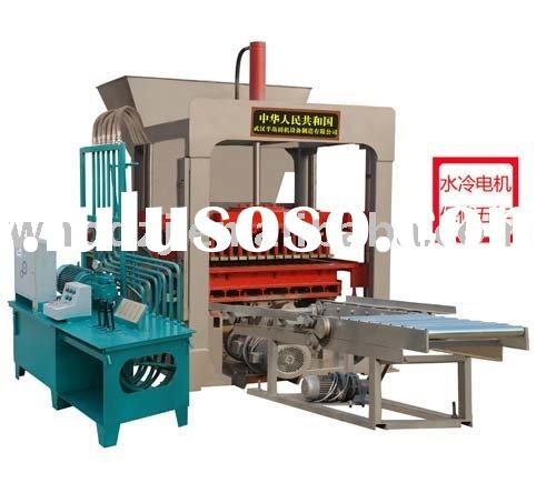 semi-auto brick making machine, brick machinery