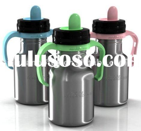 stainless steel BPA FREE baby sippy