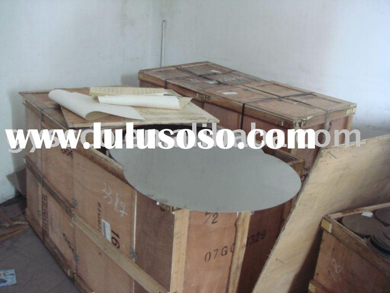 stainless steel circle/disk 201/ 410/430