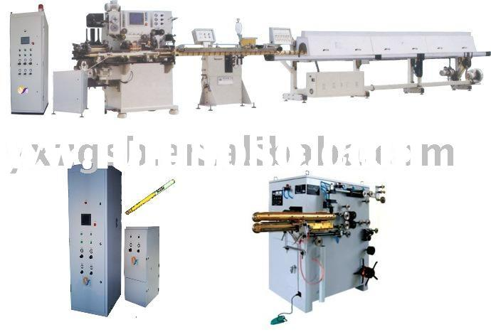 tin can make machinery/machine--powder coating machine for food can