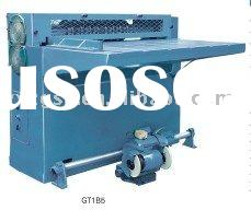 tin can making machine-tin plate cutting machine/machinery