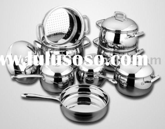 top quality 304 stainless steel best cookware