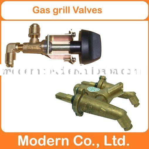 valve for gas grill