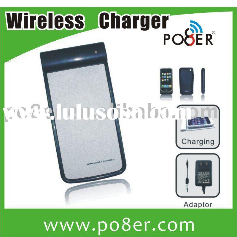 wireless charger for Mobile phone(iphone)- --with U.S/EU/UK/AU/JP