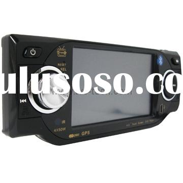 4 TFT Touch Screen Bluetooth Car Monitor DVD Player TV