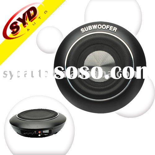 6 Inch active car  Subwoofer 600D