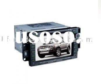 7 inch Digital Touch Screen Car DVD Player-GPS-TV-FM-Bluetooth For Chevrolet Captiva-2001 to 2009