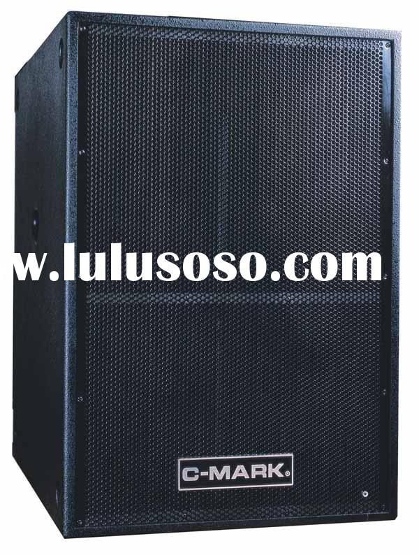 "900W Active Subwoofer (1x18"") - C-Mark FT10A"