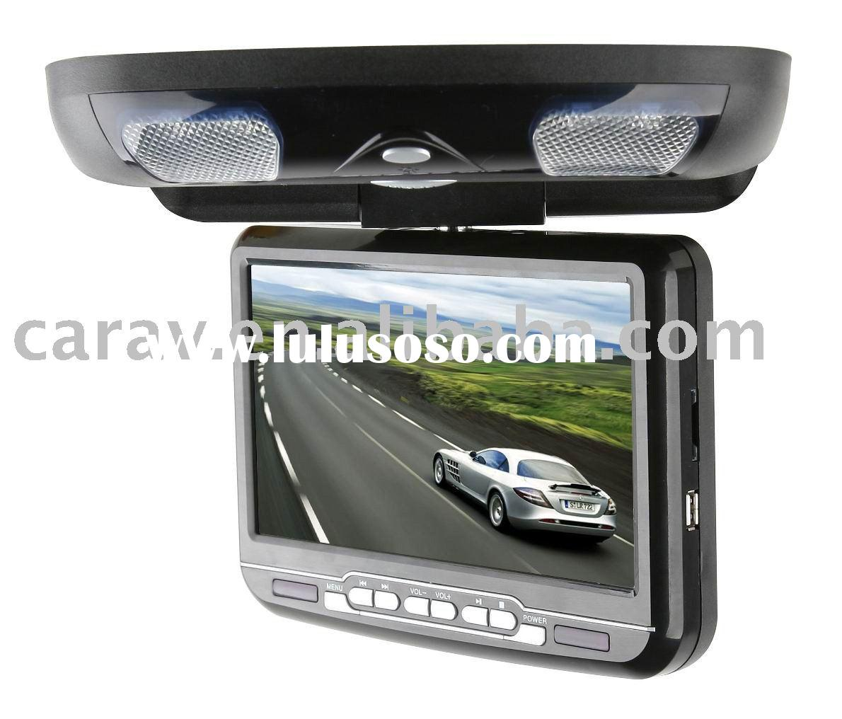 9'' Roofmount Car DVD player