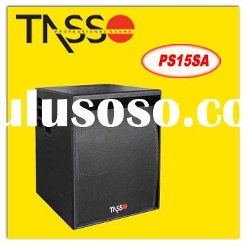 Active Subwoofer, active speaker, subwoofer speaker, powered subwoofer