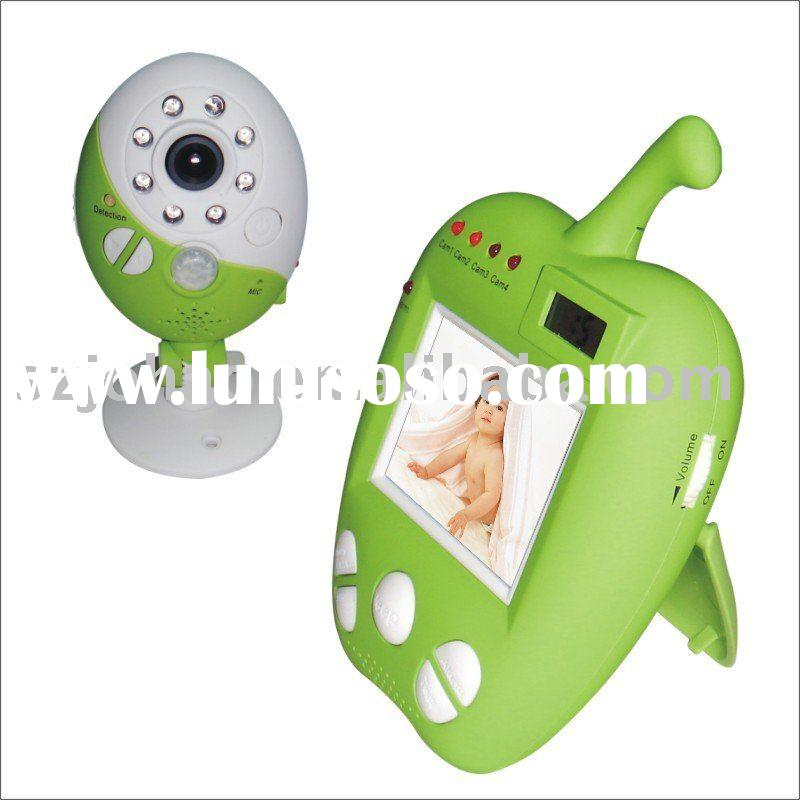 Baby safety monitor
