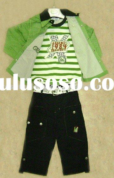 Beautiful Children Boy Clothing Sets BC0007 High quality