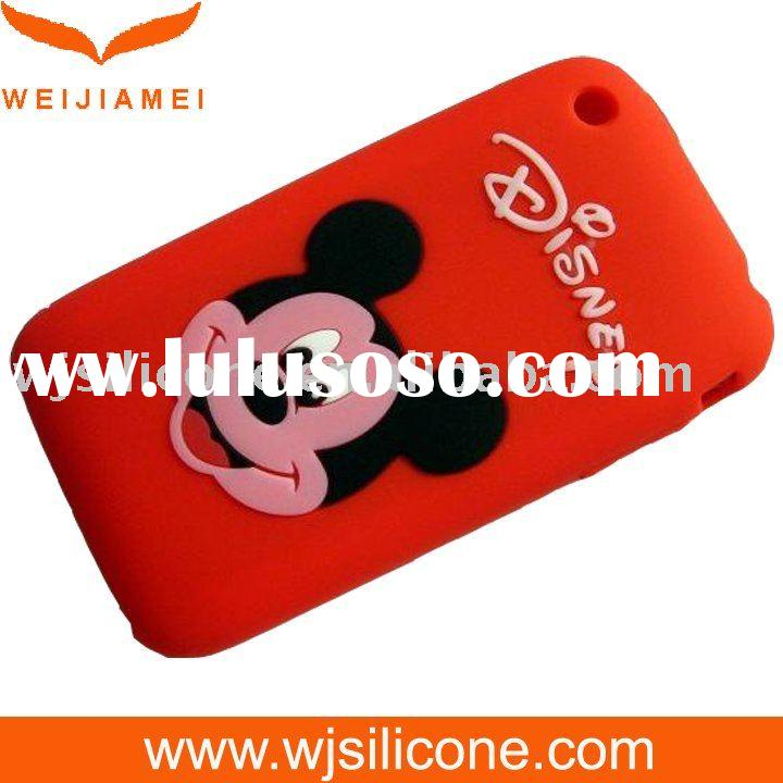 Body Glove Silicone Case for iPhone 3G