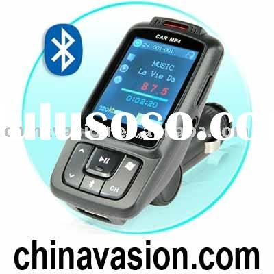 Car Accessory MP3 MP4 Player with Bluetooth