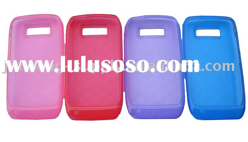 Cellphone soft case,mobile phone case,cellphone clear case,face plate cover for Nokia E71
