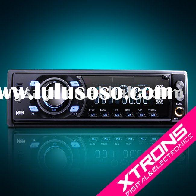 D10 : In car DVD MP3 player with extra Karaoke function
