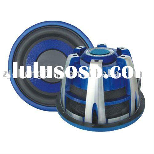 High quality, Double Magnets 700W 12 inch car subwoofer