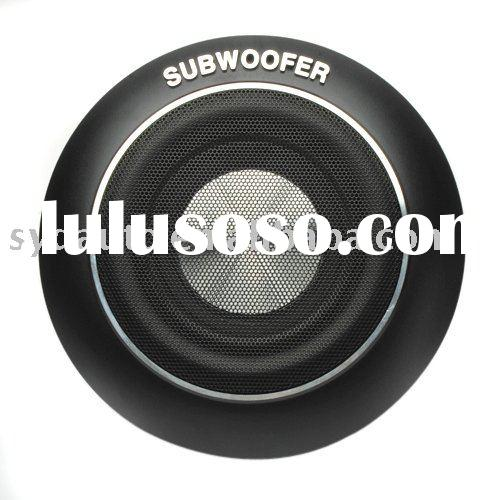 Hot selling 6 Inch active car  Subwoofer 600D