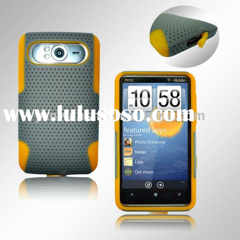 Mesh Combo case for HTC HD7 (the best combination of silicone case and mesh cover)