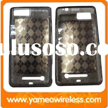 Phone Case TPU Case  For Motorola Droid X (Mb810)