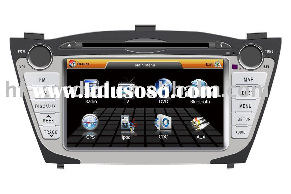 car dvd player for HYUNDAI IX35