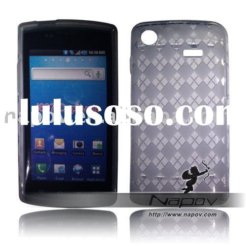 cell phone case for samsung Galaxy S Captivate, samsung Captivate case - TPU (paypal)