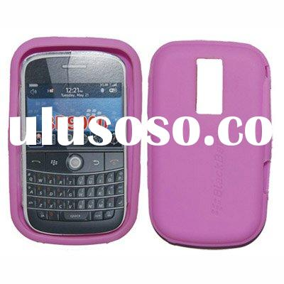 for blackberry phone silicone skin case