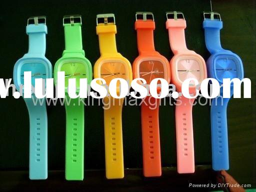 silicone fruite juicy watch