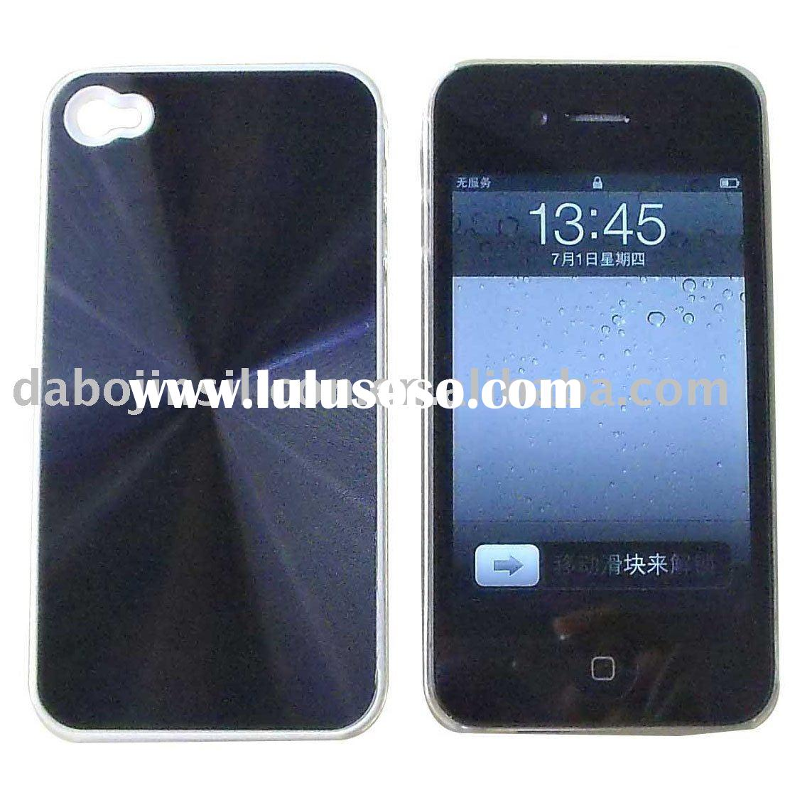 waterproof case FOR mobile phone iphone 4g