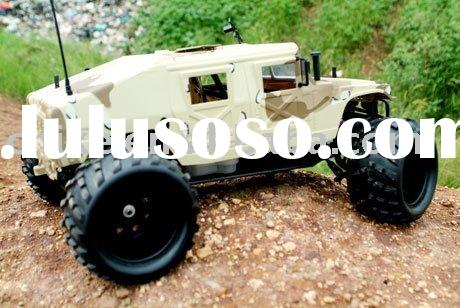 1/5 scale gas-powered R/C Truggy 23cc Monster Truck