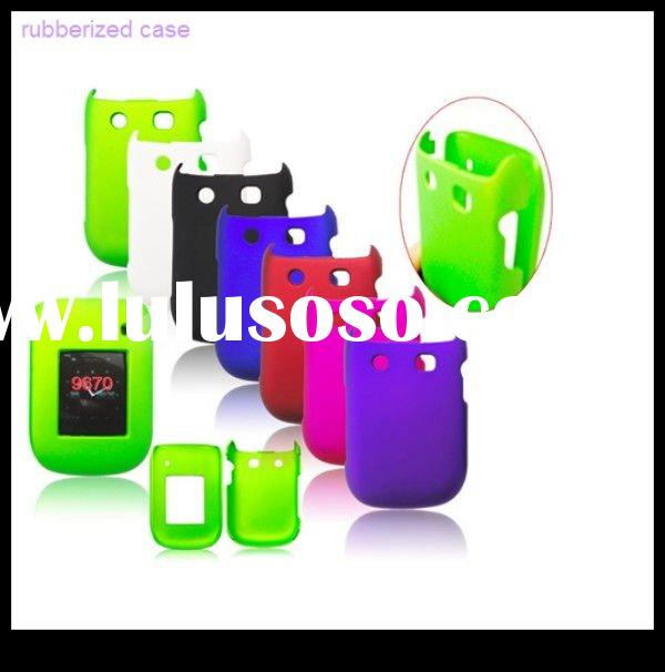 2011NEW style blackberry 8520 silicone mobile phone/cell cases