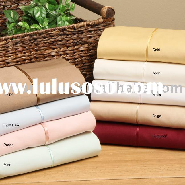 600 Thread Count  4 pcs bedding set