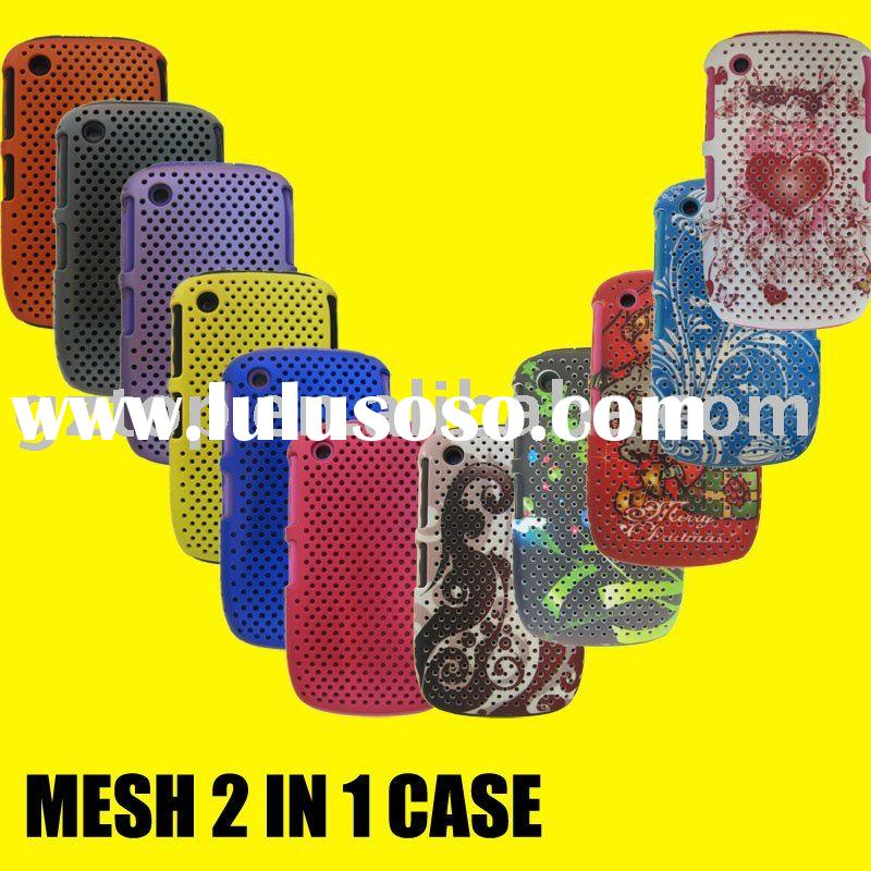 COMBO MOBILE  PHONE COVER  FOR BLACK BERRY 8520(COMBO CASE)