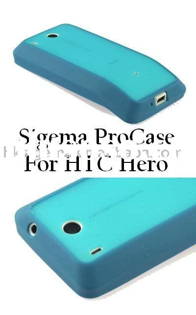 Case for HTC Hero (Baby Blue) High Quality