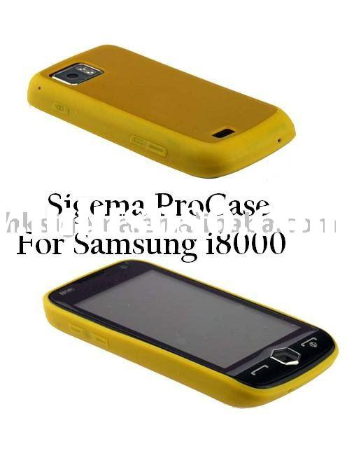 Case for Samsung Omnia 2 (i8000) (Baby Yellow) High Quality