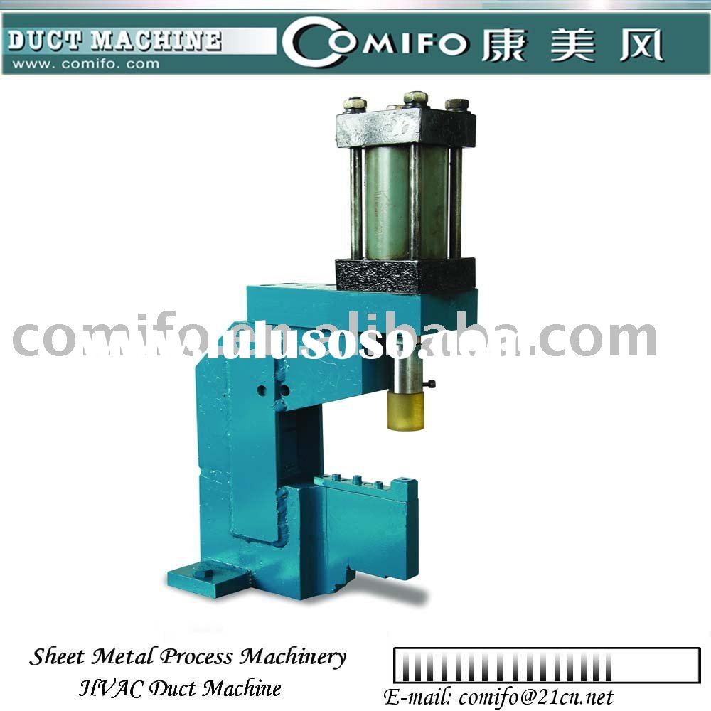Comifo Hydraulic Sheet Metal Connect Machine