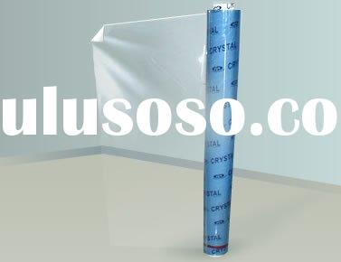 Flexible pvc sheet (PVC Super clear film)