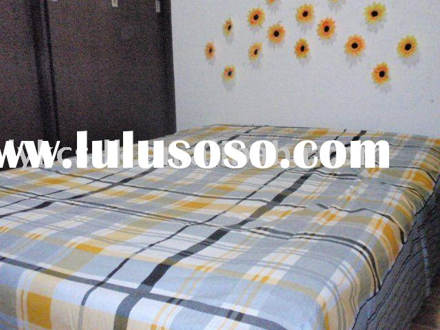 High Quality Cotton Bed Set ( Bed Sheet ) Size 2.3*2.4 Meters