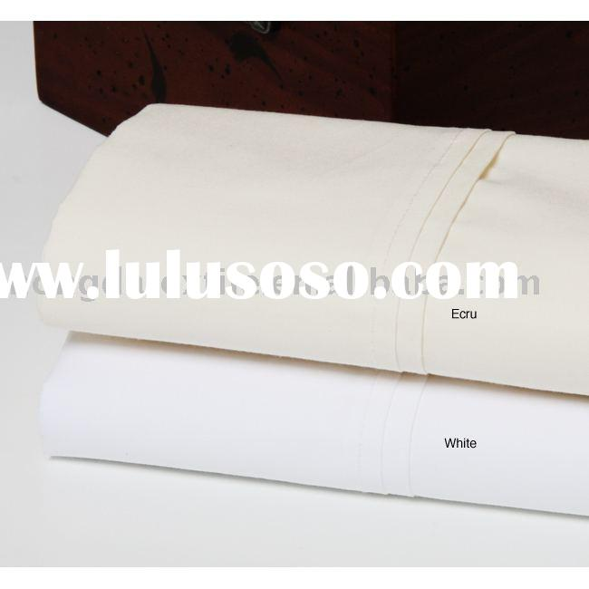 Hotel Linens 500 Thread Count Percale Sheet Set