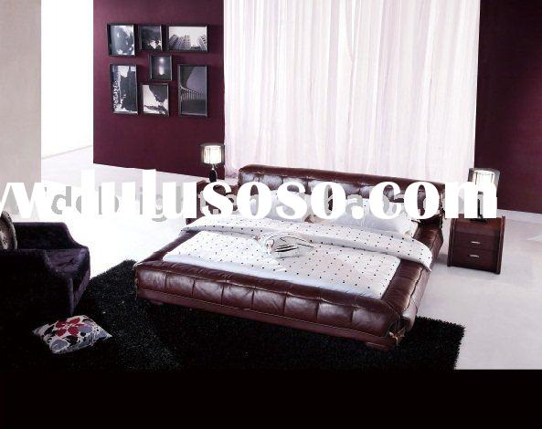 King size double bed designs