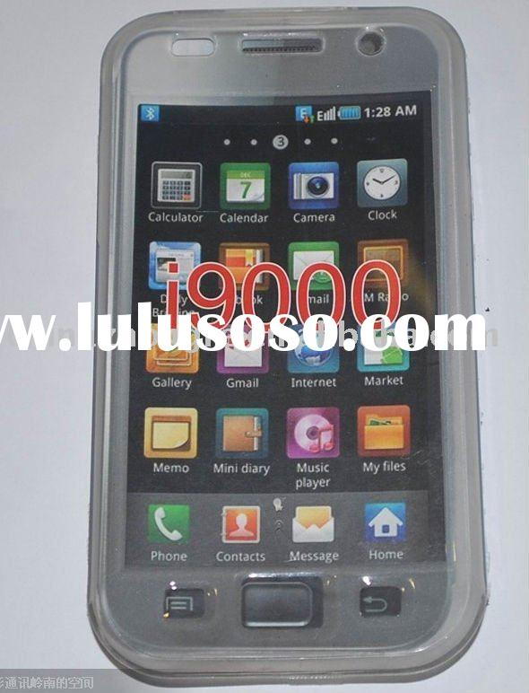 Mobile phone protector case for Samsung i9000