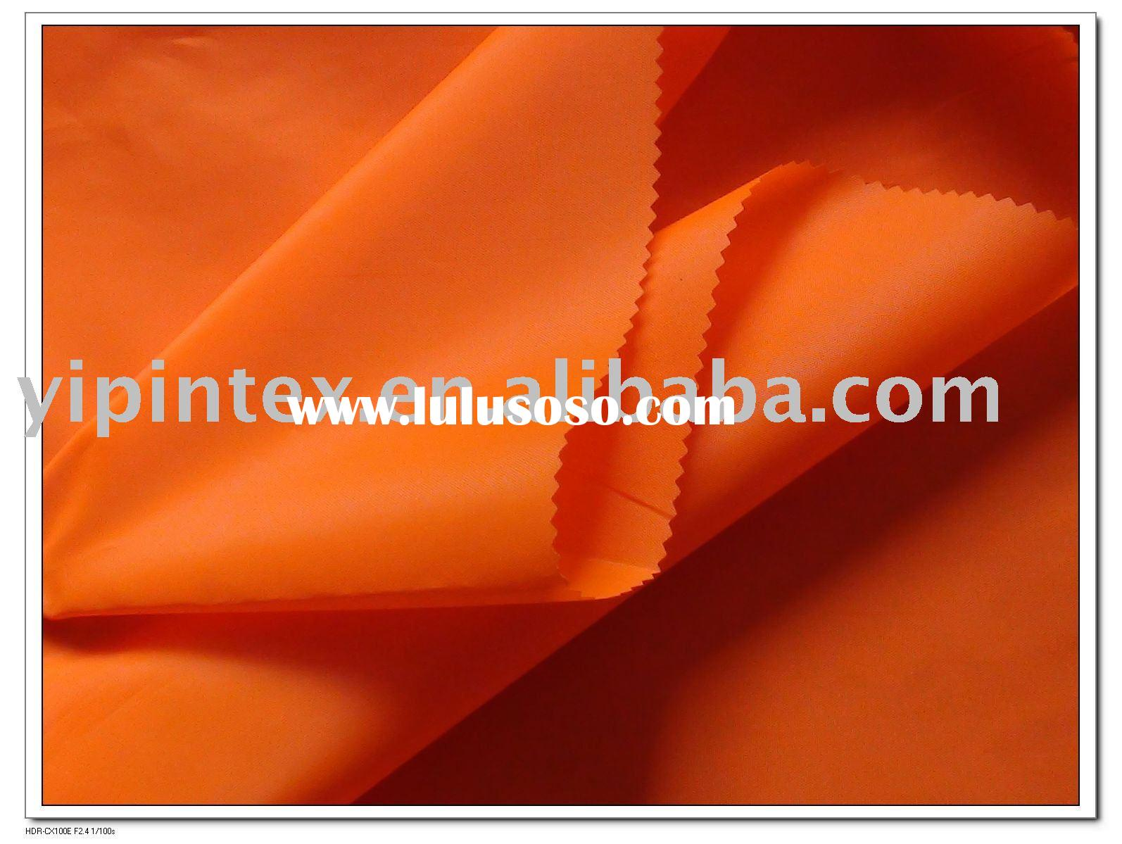 N30 Hand Woven Polyester Fluorescent  Fabric