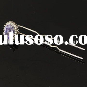New Fashion Hair Ornament Round Hair Fork