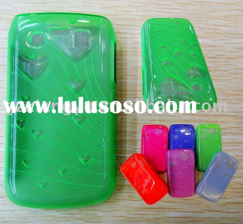 New design TPU cell phone case for Blackberry