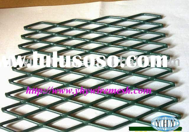 PVC coated expanded sheet