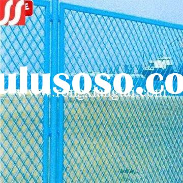 Sheet thickness 0.5mm to 8.0mm Expanded Metal Mesh