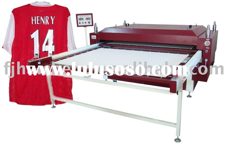 Sheets & Cut-Piece  double-bed flatbed press(HC-B5)